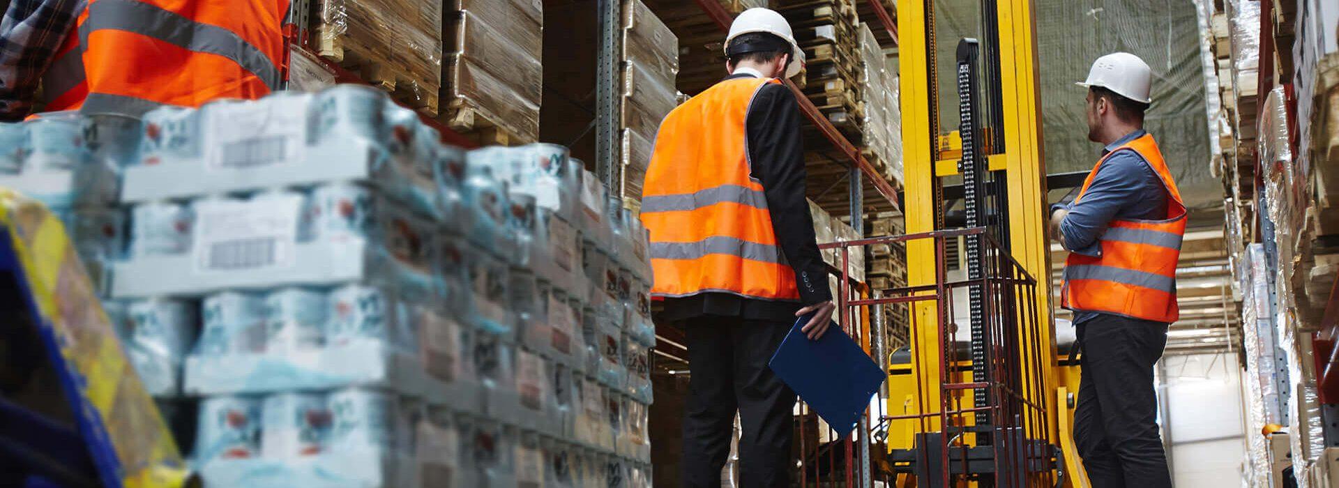Ware Housing - Blitz Logistics