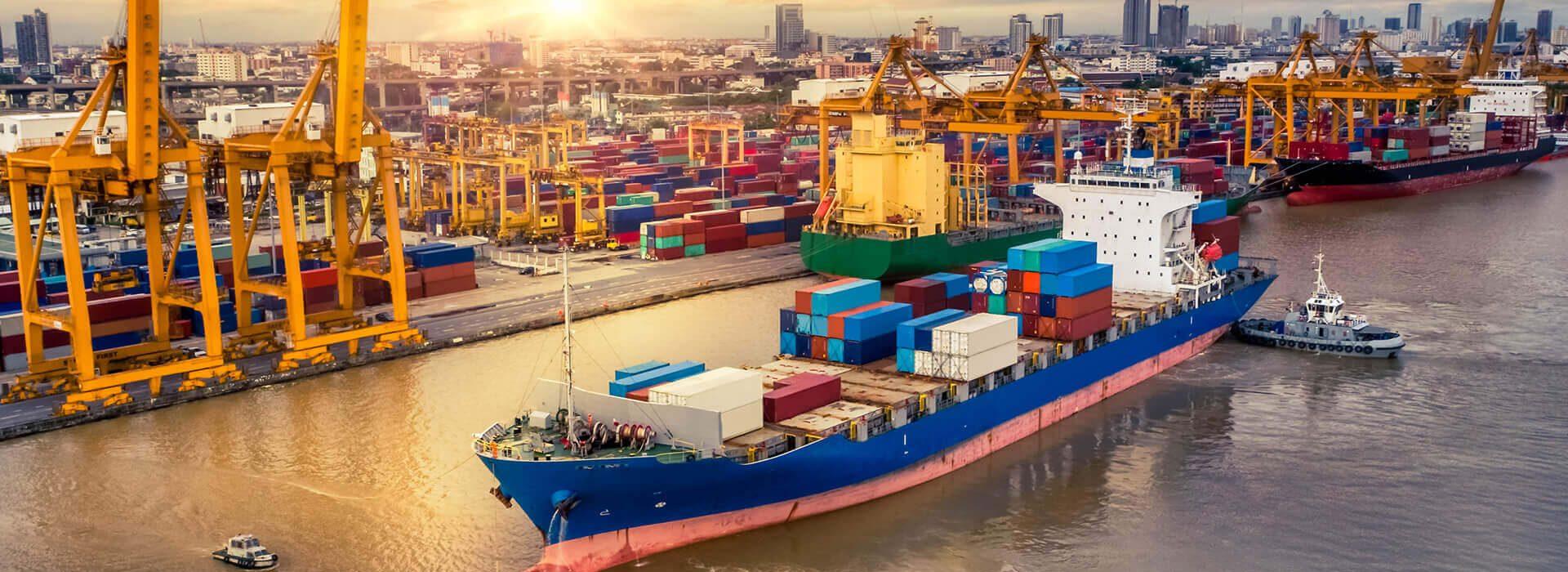 Ocean Freight - Blitz Logistics