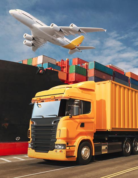 Blitz Logistics Limited - About Us
