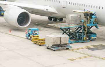 Blitz Logistics Limited - Air Freight & Charters