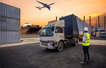 Blitz Logistics Limited - International Forwarding