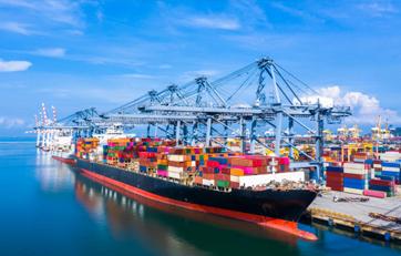 Blitz Logistics Limited - Ocean Freight