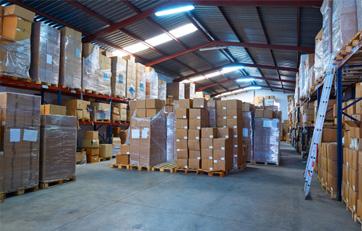 Blitz Logistics Limited - Warehouse Operations